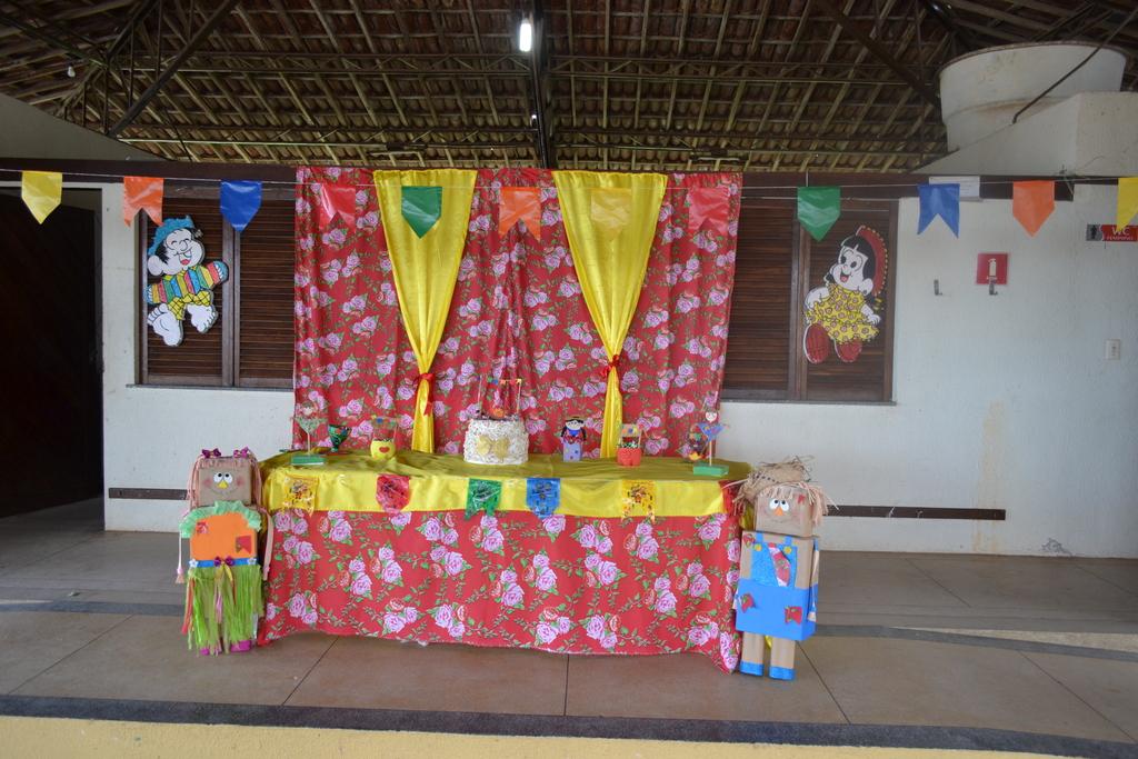 Festa Junina do Projeto Beira da Linha