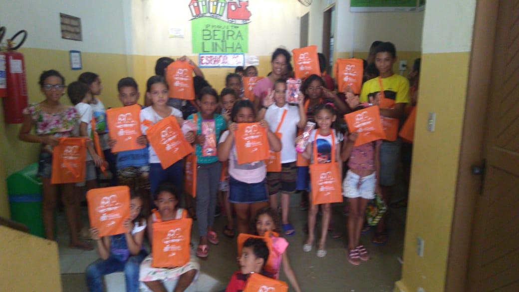 Semana das crianças no PBL