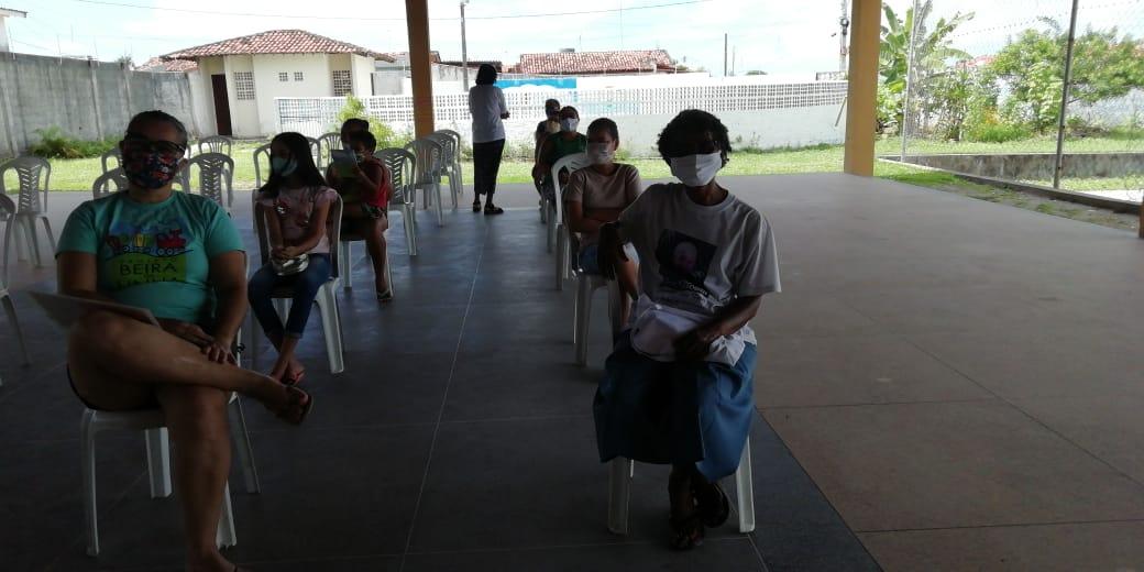 Vacinação contra  o H1N1
